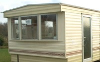 mobile home flat roof