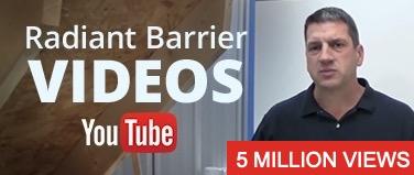 Radiant Barrier Videos