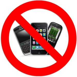 Block cell phone signals - what blocks cell phone signals