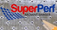 Solid vapor barrier foil