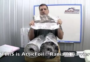 AtticFoil™ vs  Other Products - AtticFoil™ Radiant Barrier