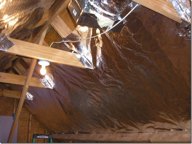Case Study - Maryland - AtticFoil™ Radiant Barrier - Do-It