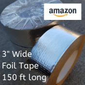 Amazon 3 Foil Tape Thumb